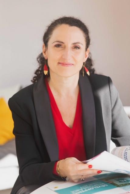 Cécile Aligon avec doc